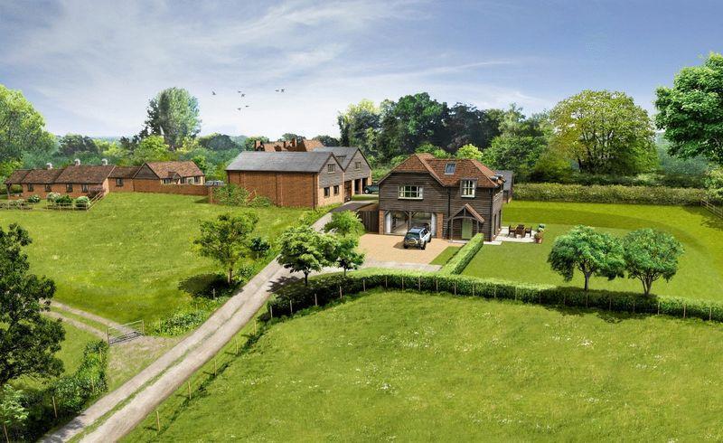 2 Bedrooms Cottage House for sale in School House Lane, Horsmonden
