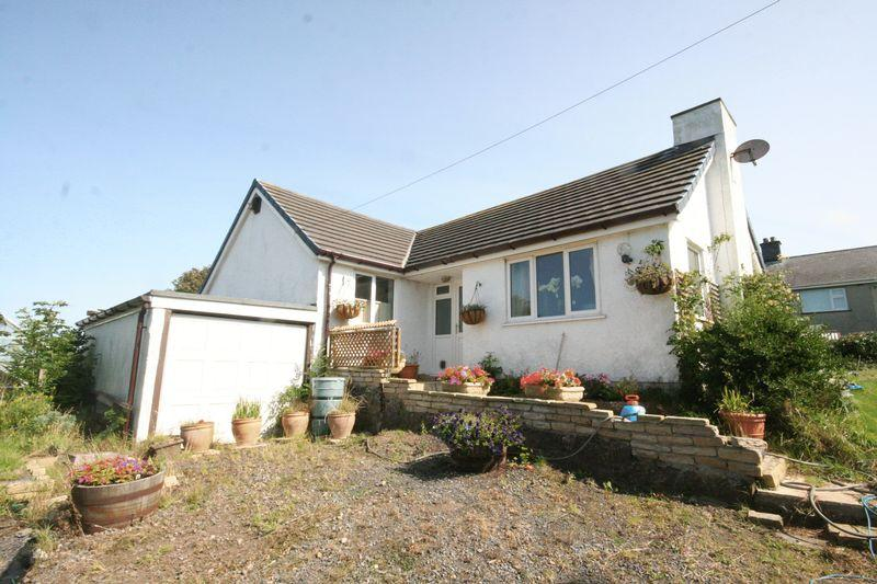 3 Bedrooms Detached Bungalow for sale in Brynteg, Anglesey. For Sale By Auction 12th October 2017 Subject to Auction Terms Conditions