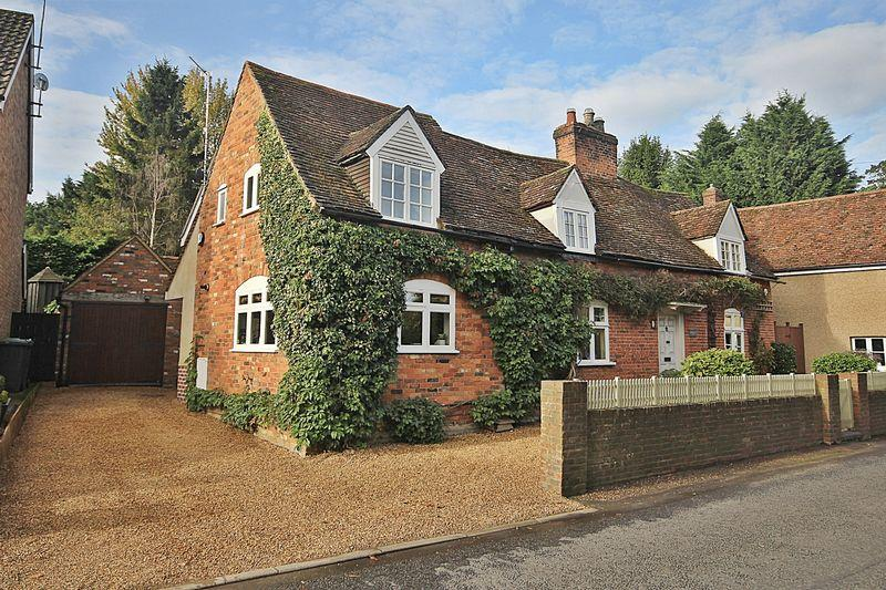 4 Bedrooms Detached House for sale in High Street, Flitton