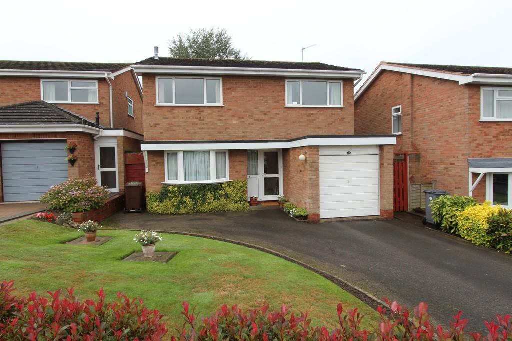 4 Bedrooms Detached House for sale in Whateley Hall Road, Knowle