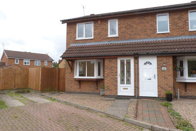 3 Bedrooms Semi Detached House for sale in Martin Drive, Leicester