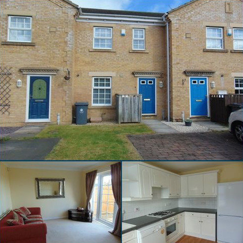 2 bedroom terraced house to rent - Church Mews, Backworth,