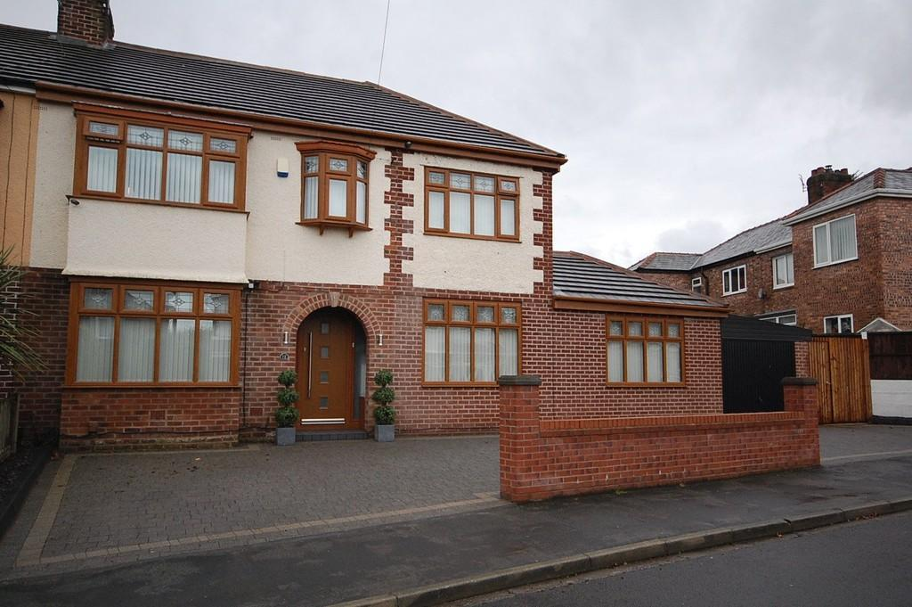 4 Bedrooms Semi Detached House for sale in Alder Road, Prescot