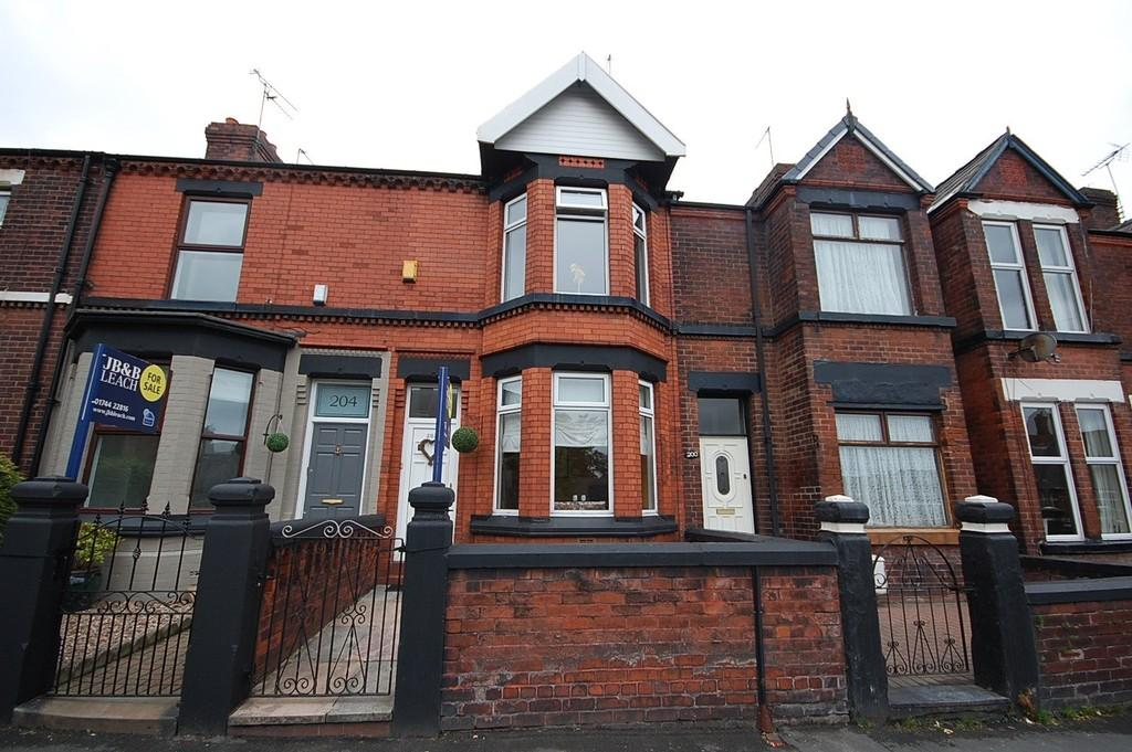 3 Bedrooms Terraced House for sale in Greenfield Road, Dentons Green