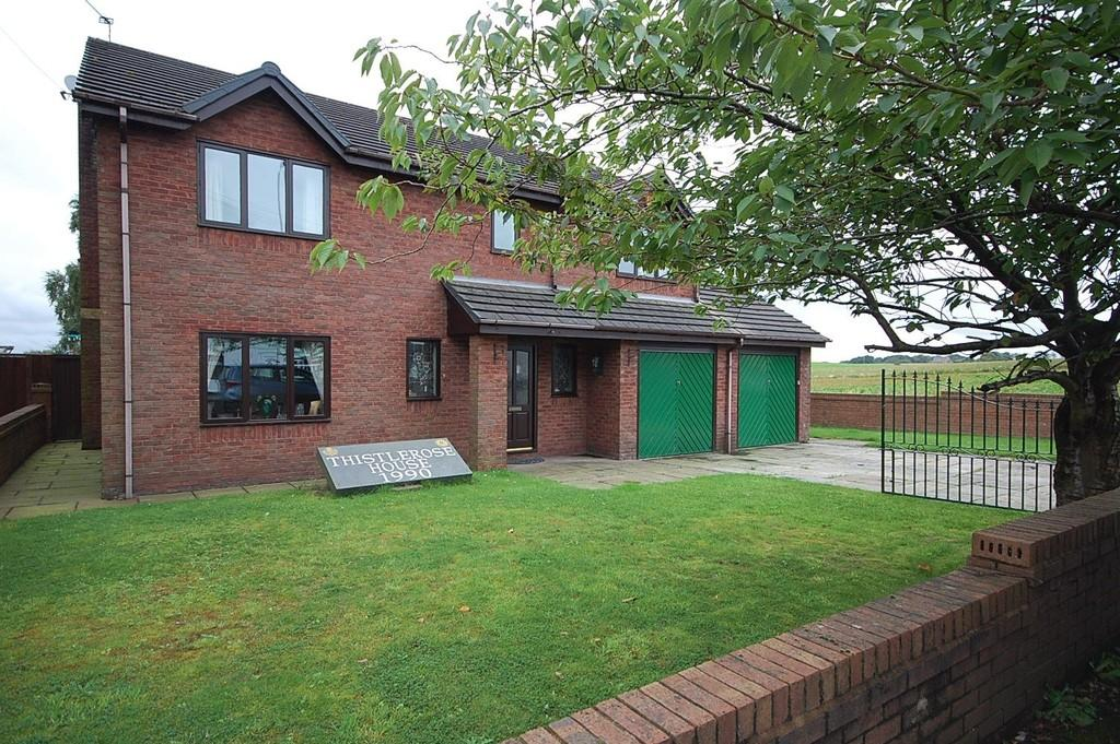 5 Bedrooms Detached House for sale in Billinge Road, Garswood, Wigan