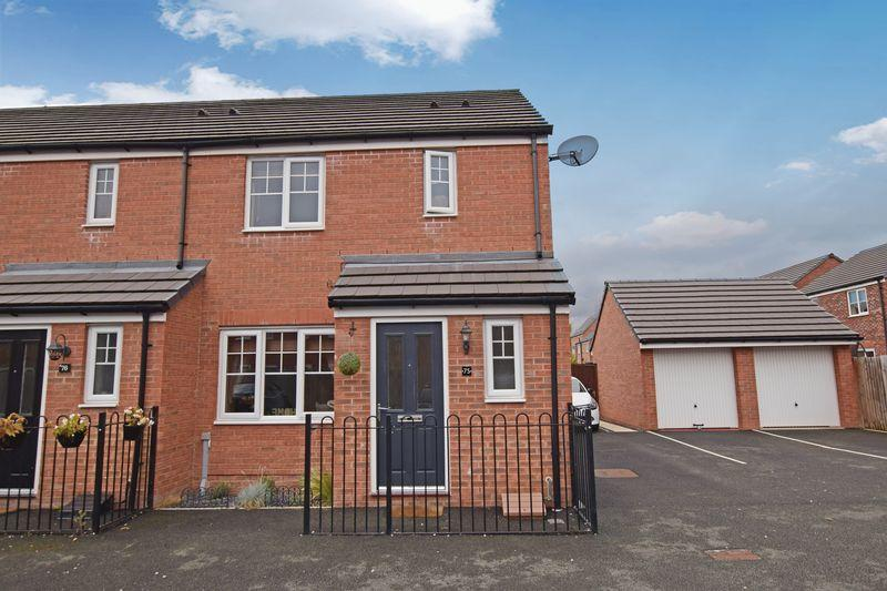3 Bedrooms Mews House for sale in Kerridge Drive, Warrington