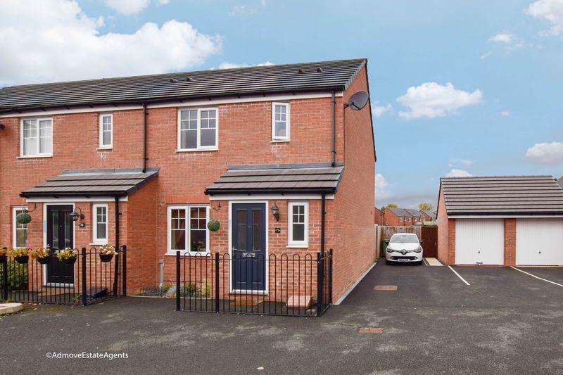 3 Bedrooms Mews House for sale in Kerridge Drive, Warrington