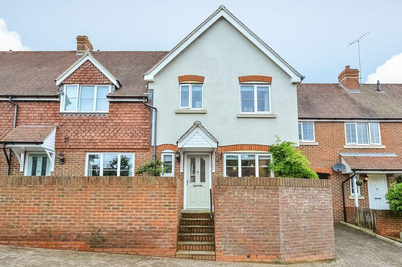 3 Bedrooms Terraced House for sale in The Grange, Hurstpierpoint
