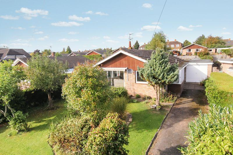 3 Bedrooms Bungalow for sale in Orchard Green, Hereford