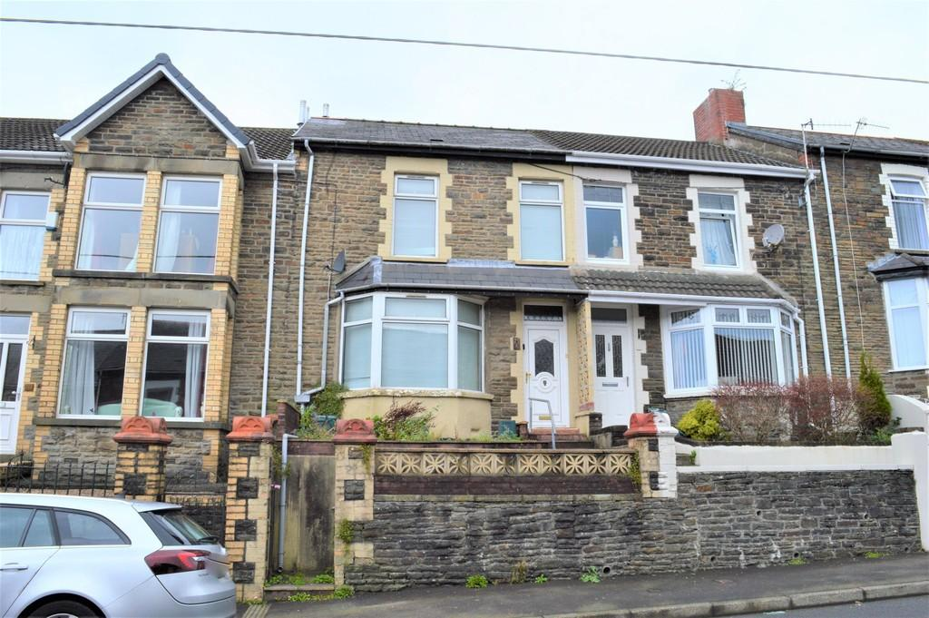 3 Bedrooms Terraced House for sale in John Street, Bargoed