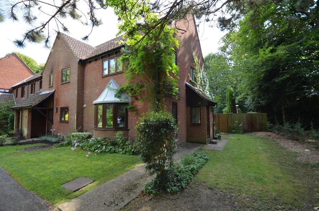 3 Bedrooms End Of Terrace House for sale in The Copse, Rowledge