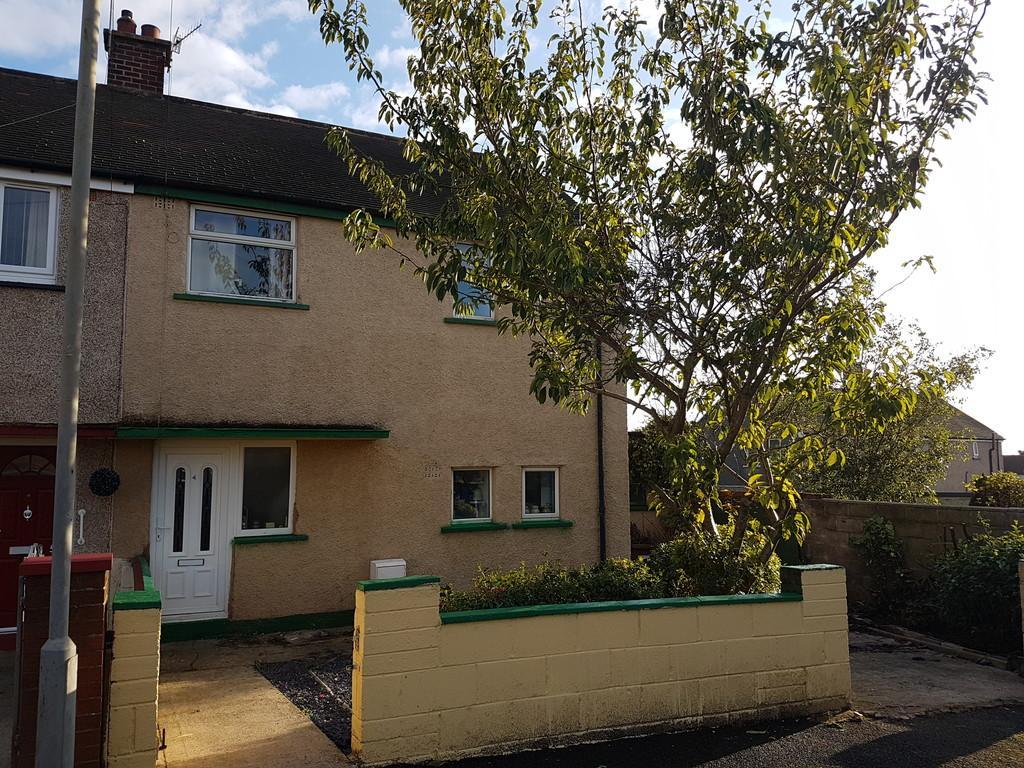 3 Bedrooms Semi Detached House for sale in Cocken Crescent, Barrow-in-Furness, cumbria la14 4eb