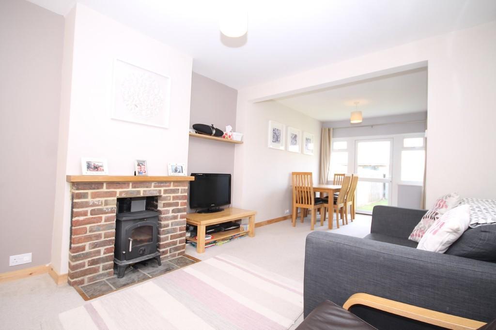 2 Bedrooms Semi Detached Bungalow for sale in Orient Road, Lancing, BN15 8JZ