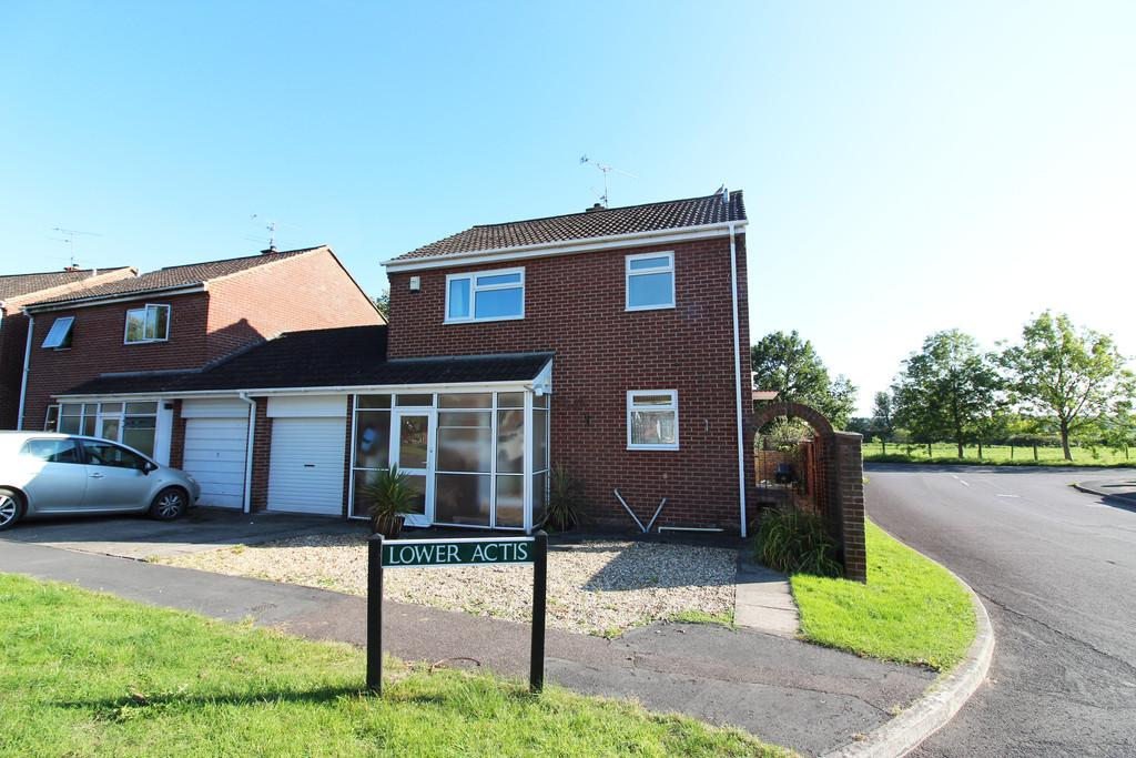 3 Bedrooms Link Detached House for sale in Lower Actis, Glastonbury