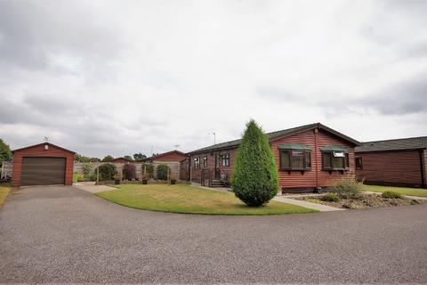 2 bedroom park home for sale - Willow Lane, The Elms, Torksey