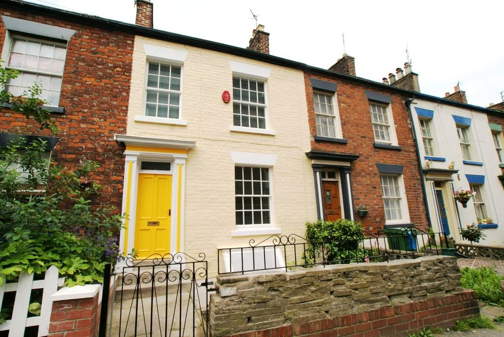 4 Bedrooms Terraced House for sale in Aberdeen Terrace, Scarborough