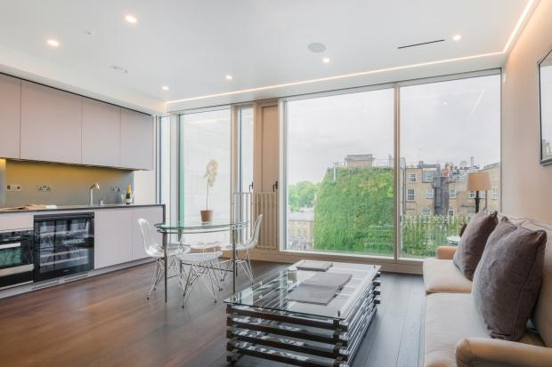 1 Bedroom Apartment Flat for sale in Nova Building Buckingham Palace Road, Westminster, SW1W