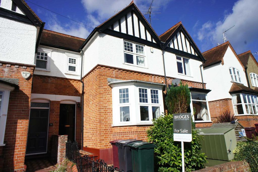 3 Bedrooms Terraced House for sale in Blenheim Road, Caversham Heights