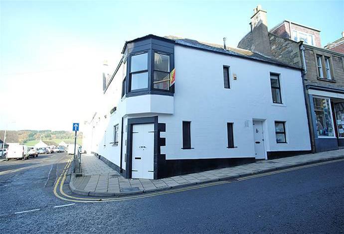 2 Bedrooms Flat for sale in 28a West Port, Selkirk, TD7 4DG