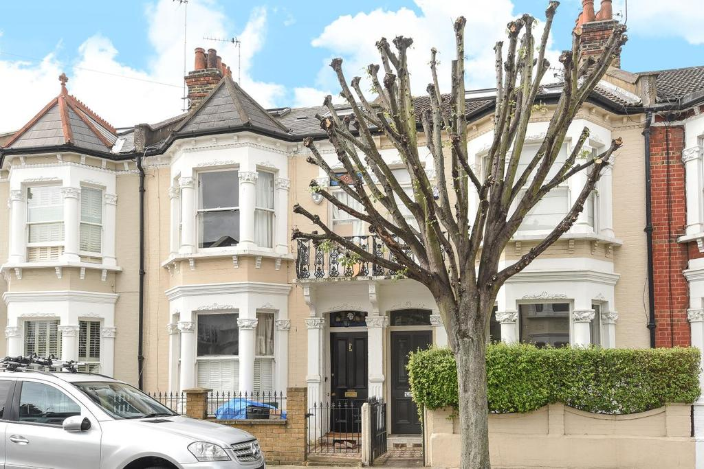 4 Bedrooms Terraced House for sale in Hartismere Road, Fulham