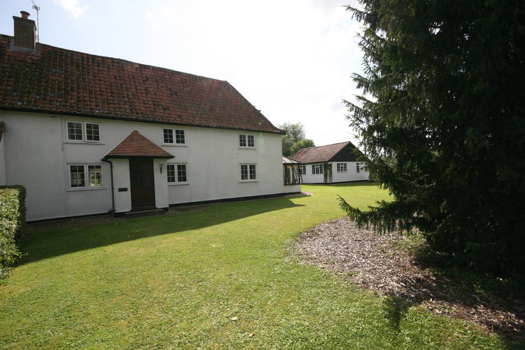 3 Bedrooms Semi Detached House for sale in Heath Road, Hessett, Bury St Edmunds IP30