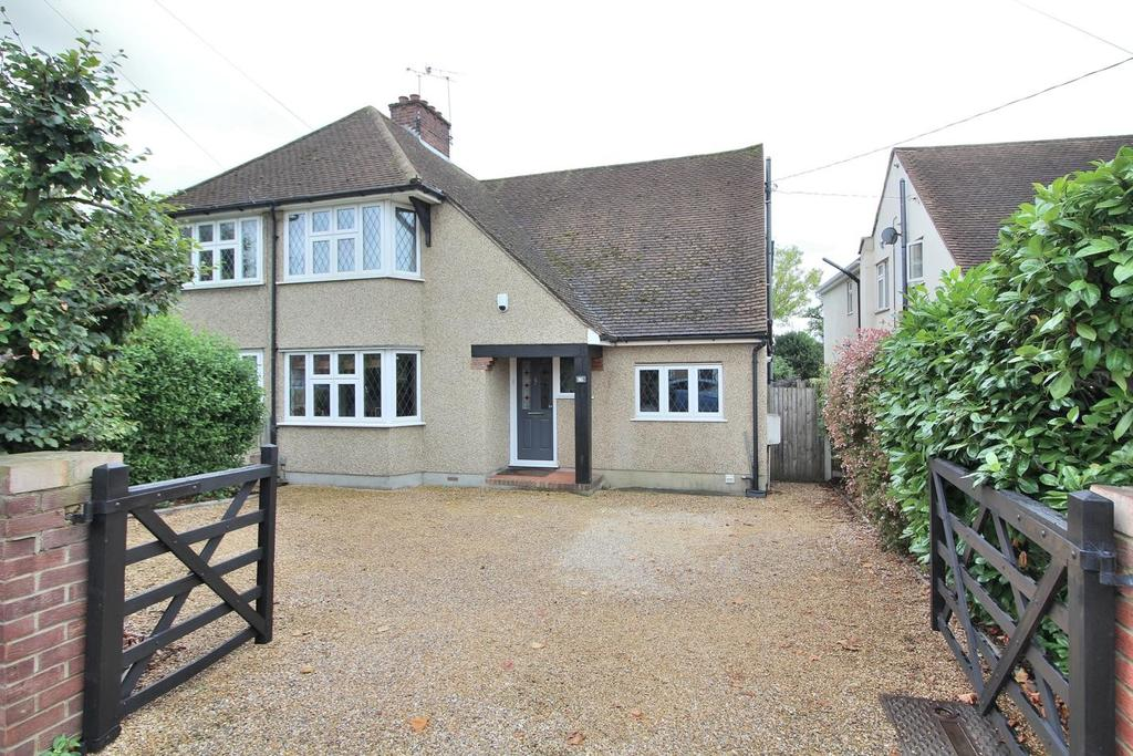 4 Bedrooms Semi Detached House for sale in Sandford Road, Chelmsford, Essex, CM2