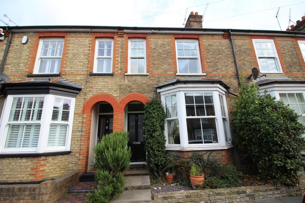 3 Bedrooms Terraced House for sale in Weight Road, Chelmsford, Essex, CM2