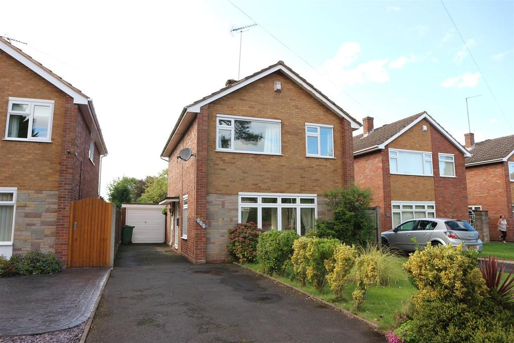 3 Bedrooms Detached House for sale in Hagley Road, Stourbridge