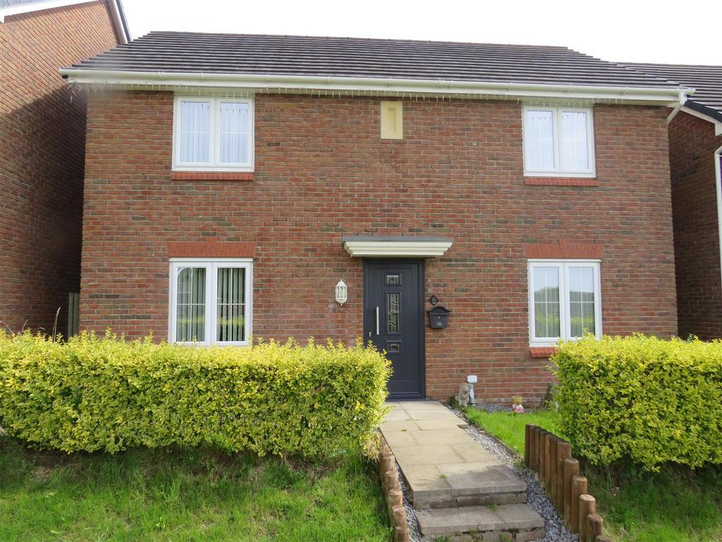 4 Bedrooms Detached House for sale in Bryn Uchaf, Bryn, Llanelli