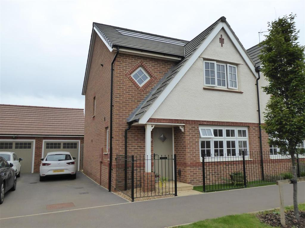 3 Bedrooms Semi Detached House for sale in Manor Road, Barton Seagrave