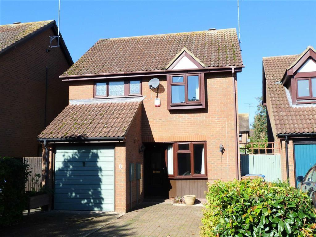 3 Bedrooms Detached House for sale in Lindbergh, Welwyn Garden City