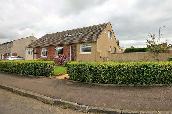 3 Bedrooms Semi Detached Bungalow for sale in 39 Mure Avenue, Kilmarnock, KA3 1UH