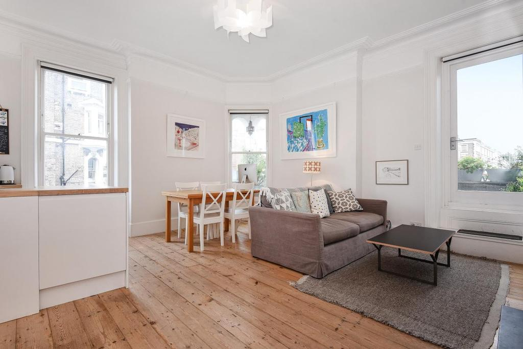 1 Bedroom Maisonette Flat for sale in North End Road, West Kensington
