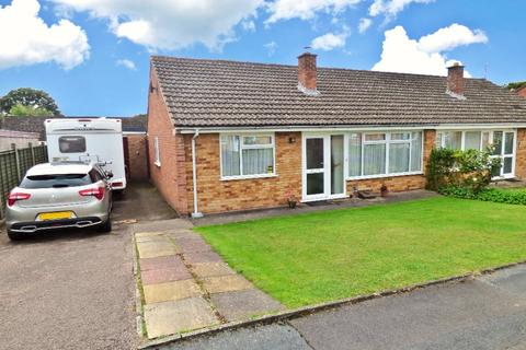 2 bedroom semi-detached bungalow for sale - The Hollies, Clehonger, Hereford