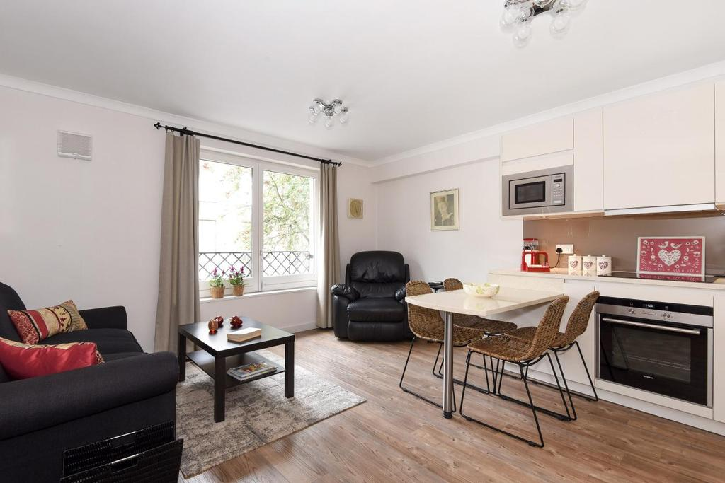1 Bedroom Flat for sale in Milner Square, Islington