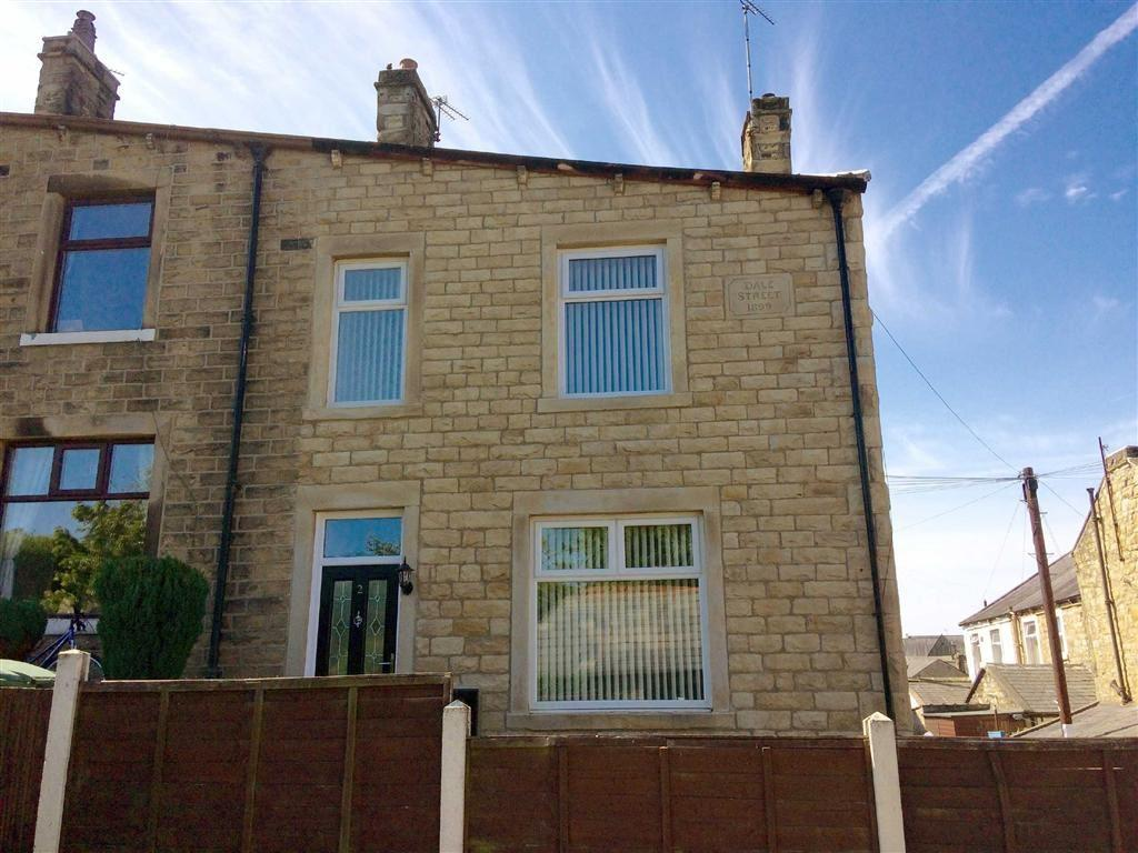 3 Bedrooms Terraced House for sale in Dale Street, Earby, Lancashire