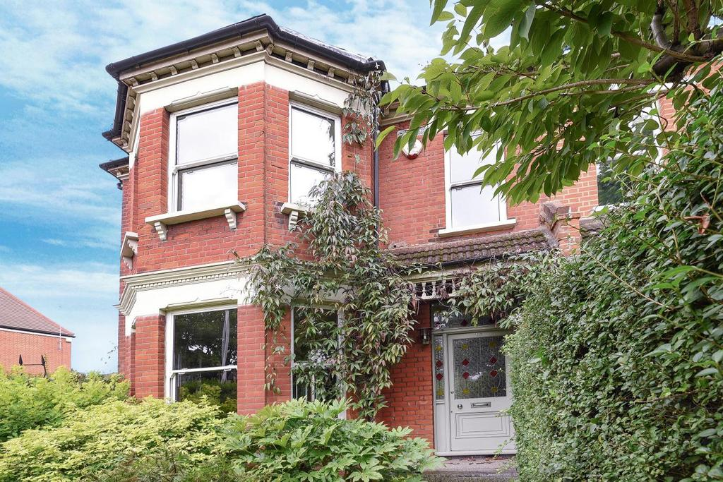 4 Bedrooms End Of Terrace House for sale in Coppetts Road, Muswell Hill