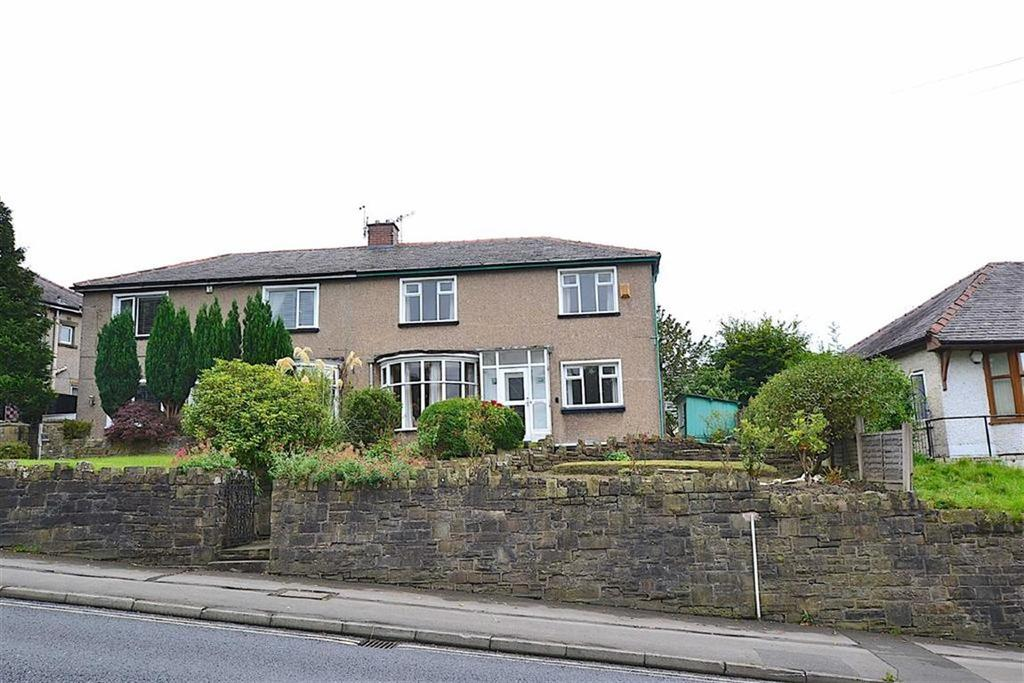 3 Bedrooms Semi Detached House for sale in Brunshaw Road, Burnley, Lancashire