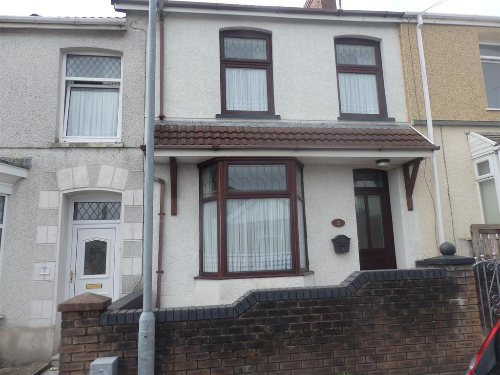 3 Bedrooms Terraced House for sale in Capel Terrace, Llanelli