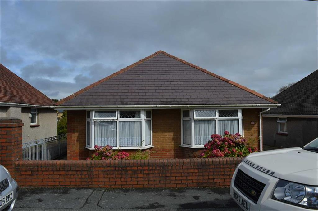3 Bedrooms Detached Bungalow for sale in Roger Street, Swansea, SA5