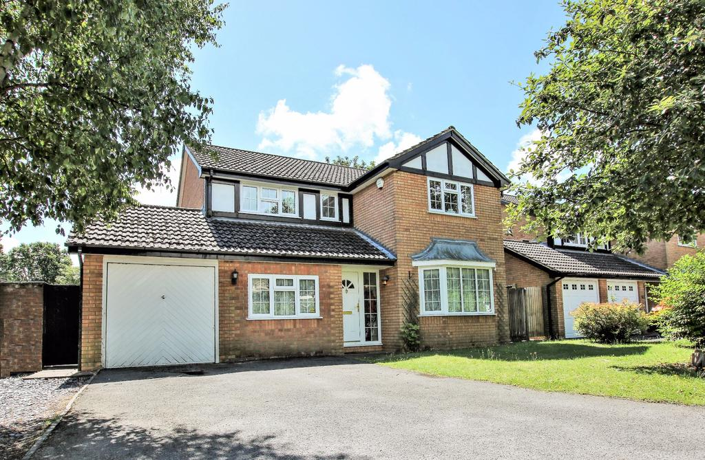 4 Bedrooms Detached House for sale in West End, Southampton