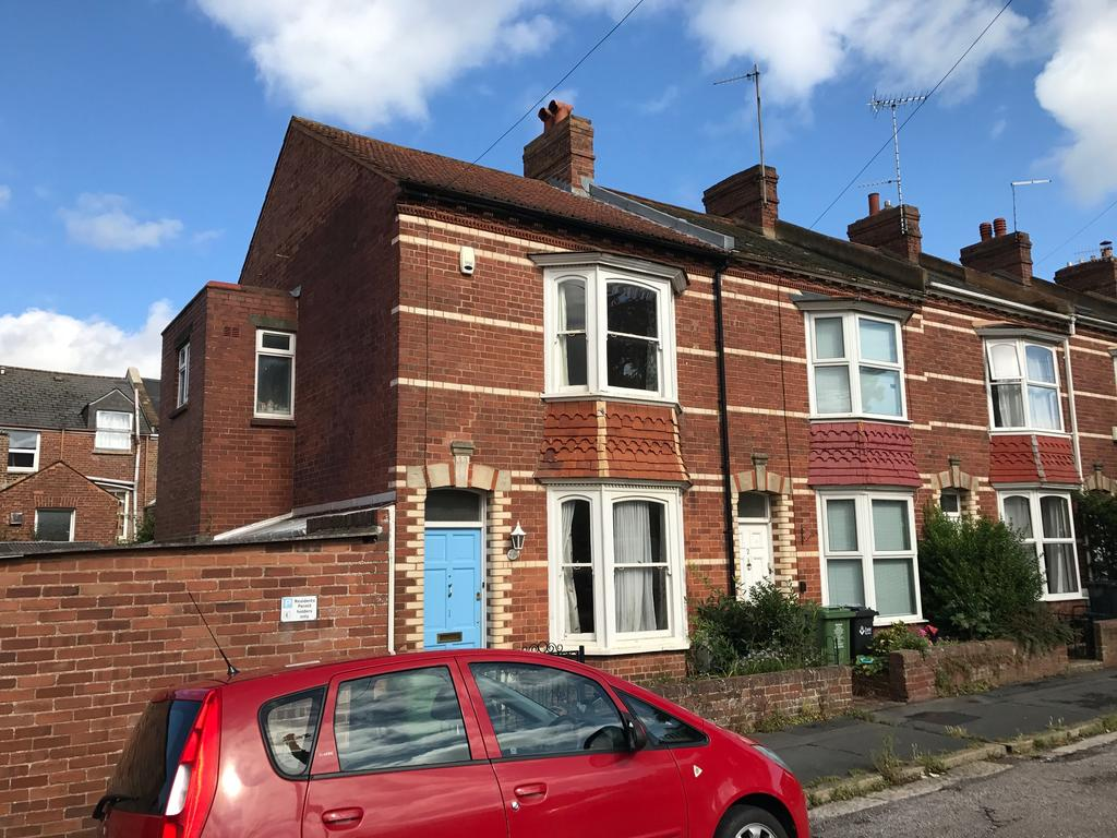 3 Bedrooms End Of Terrace House for sale in College Road, Exeter EX2