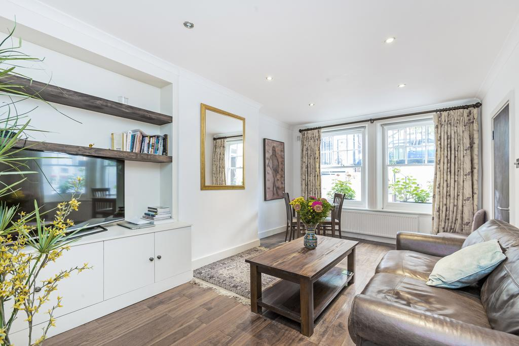 2 Bedrooms Flat for sale in Crookham Road, SW6