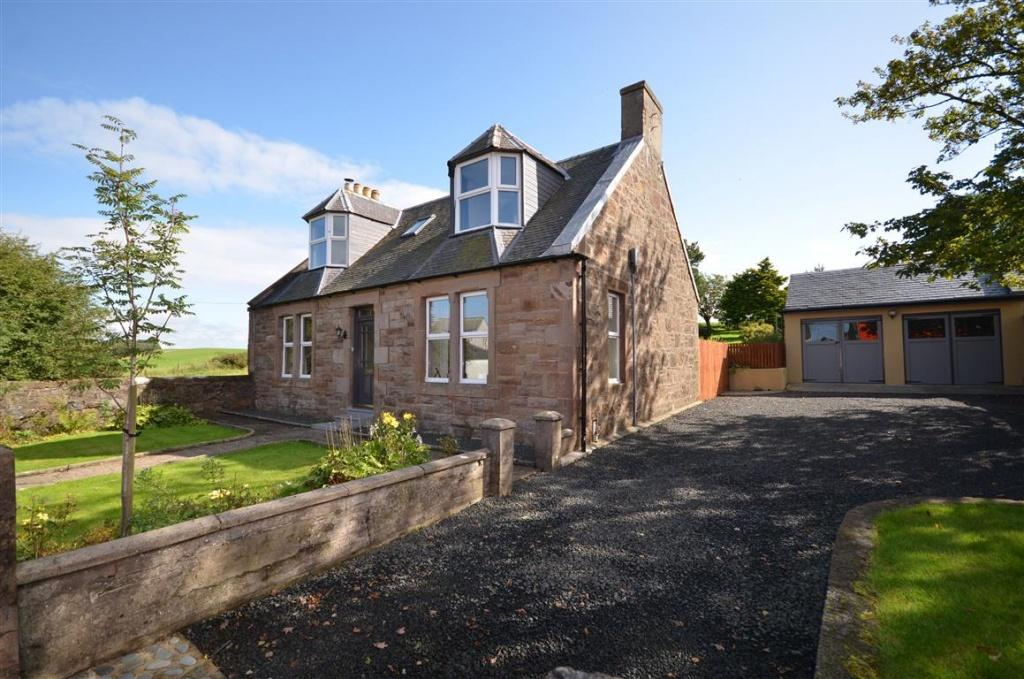 3 Bedrooms Detached Villa House for sale in 1 Main Road, Kirkoswald, KA19 8HY