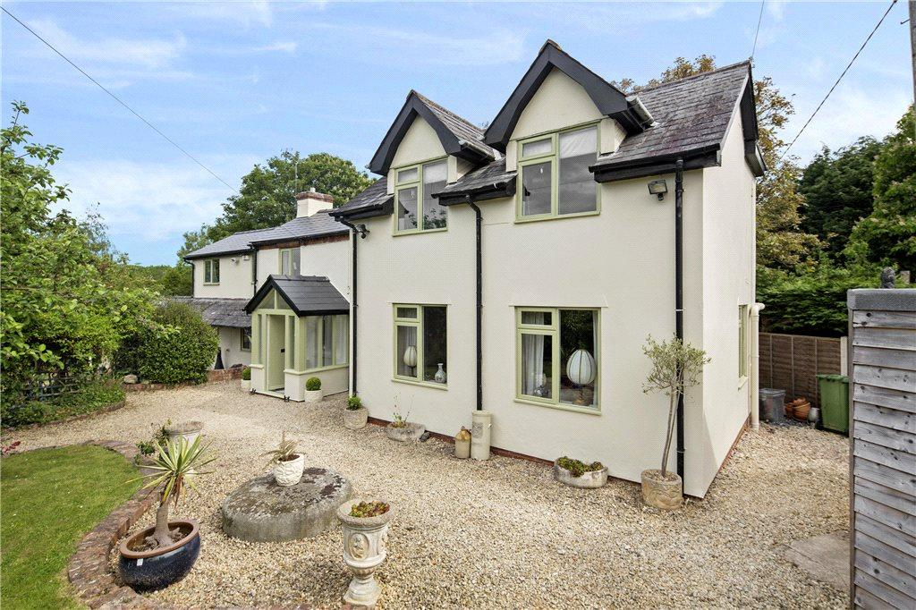 4 Bedrooms Detached House for sale in Old Hill, Flyford Flavell, Worcestershire, WR7