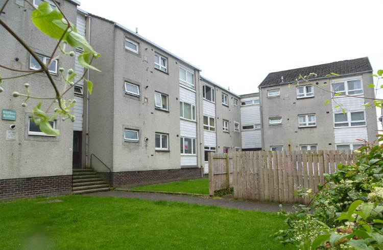 2 Bedrooms Flat for sale in 11 Balmartin Road, Flat 0/1, Glasgow