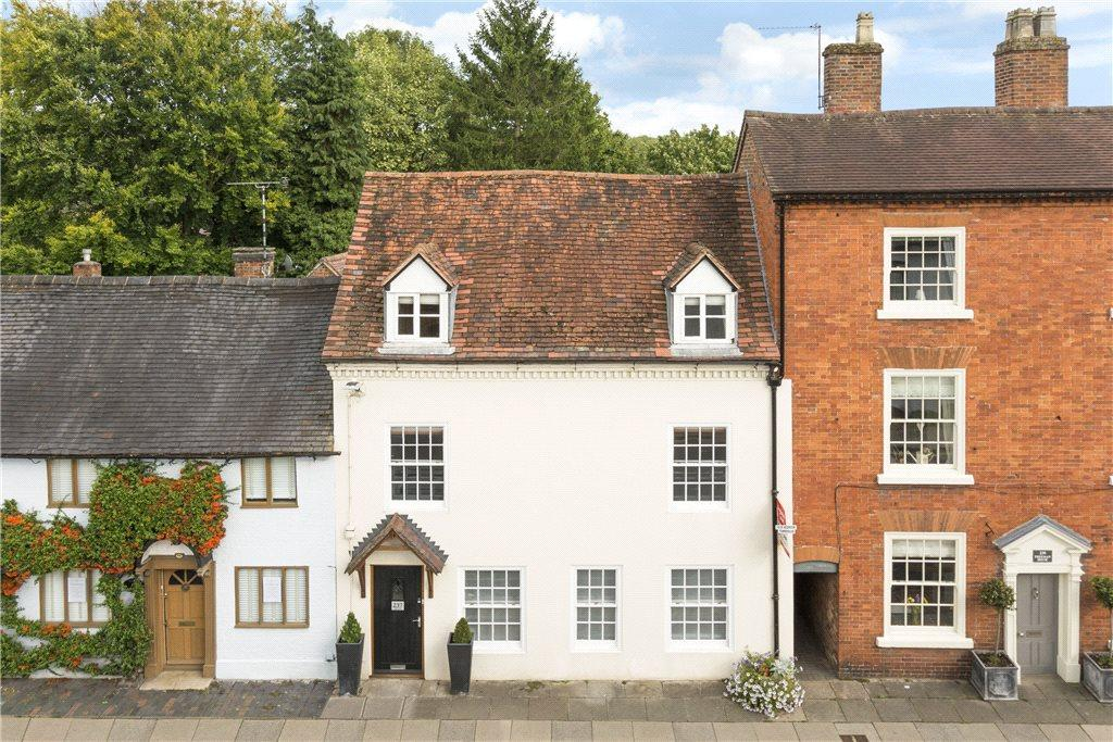 4 Bedrooms Town House for sale in High Street, Henley-In-Arden, B95