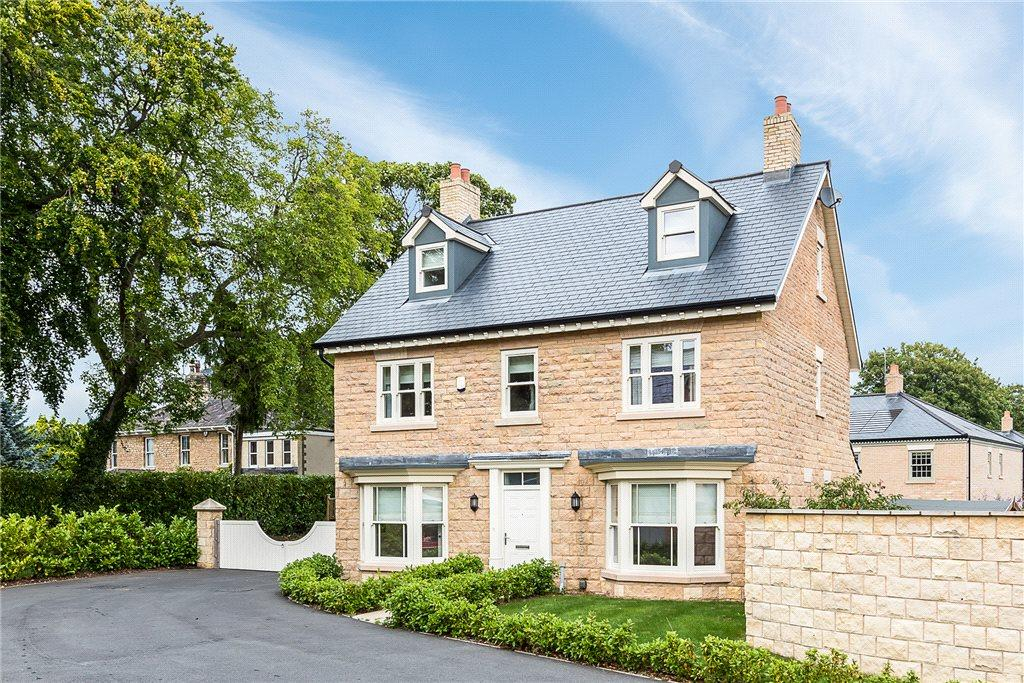 5 Bedrooms Detached House for sale in Oxclose Road, Boston Spa, Wetherby, West Yorkshire