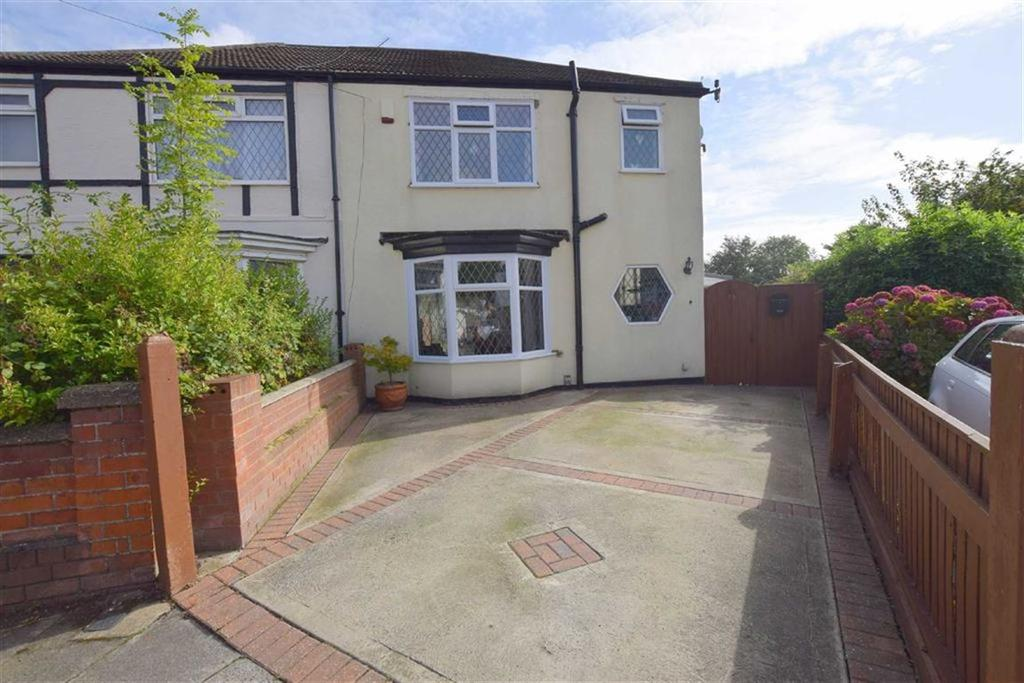 3 Bedrooms Semi Detached House for sale in Claremont Road, Grimsby, North East Lincolnshire