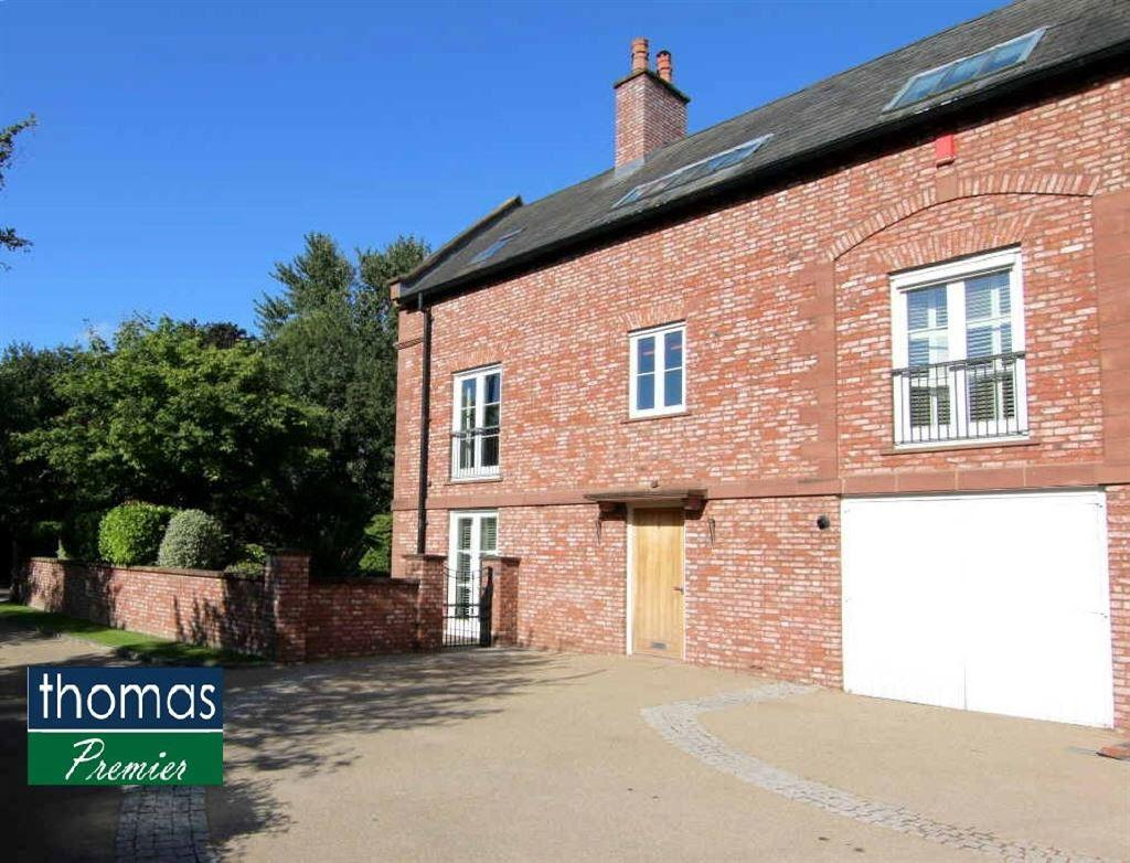 3 Bedrooms Town House for sale in Little Mere, Christleton